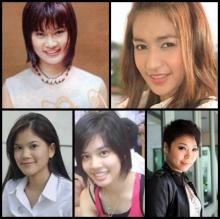 5 ดาราสาวไทย ที่หน้าตามาไกล และสวยขึ้นม๊ากก