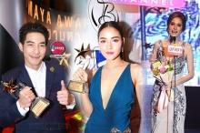 มาดูเต็มๆ ผลรางวัล MAYA Awards 2015 ขวัญ-วี คว้านำ ชายหญิง!!