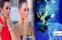 """สตรองมาก!!""""3 เทยเที่ยวไทย"""" ถ่ายแบบใต้น้ำสู้ The Face"""