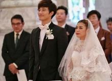 ถือฤกษ์ดีวันนี้!! กุ๊บกิ๊บ จุงมือ บี้ KPN เข้าพิธีแต่งงานที่โบสถ์
