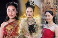 ส่องซุปตาร์สาวในชุดไทยย้อนยุคศึกปะทะละครพีเรียดใครเกิดใครดับไปดูกัน!?