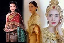ส่องภาพ!! นุ่น วรนุช นักแสดงหญิงที่ใส่ชุดไทยได้สวยหยาดเยิ้ม