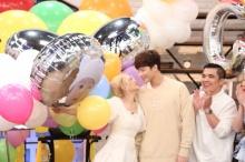 บี้ KPN เซอร์ไพรส์วันเกิด กุ๊บกิ๊บ อวยพรซึ้งพร้อมจุ๊บเบาๆกลางรายการ!!