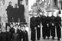 """รวม 6 ราชสกุลเก่าแก่ของไทย…ร่วมน้อมเกล้าฯถวายความอาลัย """"ในหลวงรัชกาลที่ 9"""""""
