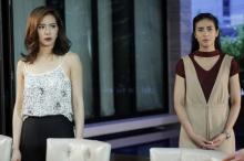 สองสาว จุ๋ย,คริส ปะทะอารมณ์เปิดศึกชิงรัก สมาร์ท ในละคร เมียหลวง