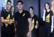 """""""กันต์ กันตถาวร""""นำทัพดาราดัง ร่วมเปิดโครงการ 70 ล้าน คนไทยรักกัน"""""""