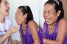 'ฝน-ธนสุนทร' แม่ป่วย!! ลิ้นแข็ง-แขนขาอ่อนแรง เผยวิธีรักษาจนแม่หัวเราะใหญ่(คลิป)