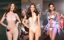 แซ่บสะท้านเวที!! เปิดตัวมิสแกรนด์ไทยแลนด์ 2018 เดินแฟชั่นโชว์ในชุดว่ายน้ำ สุดเซ็กซี่!!