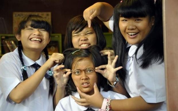 """จำได้ไหม? แก๊ง 4 สาวใน """"สิ่งเล็กๆ ที่เรียกว่ารัก"""" กับภาพปัจจุบัน ที่ เห็นแล้วถึงกับอ้าปากค้าง!!"""