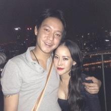 หนิง-จิน โชว์สวีตแนบชิดที่สิงคโปร์ เย้ยมรสุมข่าว กระหน่ำ!
