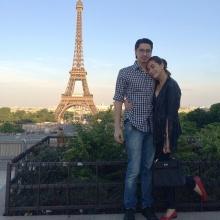 พลอย-เฌอมาลย์ ควงแฟนใหม่สวีทหวานที่ฝรั่งเศส