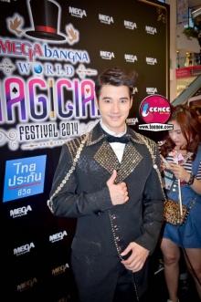 มาริโอ้ โชว์มายากล ฮอตเว่อร์!!! แฟนคลับต่างประเทศตามมาเมืองไทย