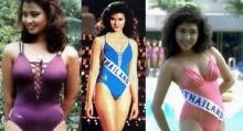 ย้อนอดีต20ปี!! ชุดว่ายน้ำนางงาม โชว์ส่วนเว้าส่วนโค้ง บางเฉียบแนบเนื้อ!!!