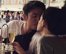 หวานหยุดโลก!! ชาย - วิกกี้หนีฝนไทย ไปเที่ยวอิตาลี