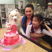อบอุ่น!! แม่บุ๋ม ฉลองวันเกิด น้องอันดามัน ด้วยเค้กก้อนโต!!