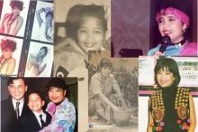 24ปีที่จากไปไม่เคยลืม!ราชินีลูกทุ่งไทย พุ่มพวง ชมภาพชุดหายากจากแฟนเพลง!!
