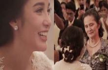 แพท ณปภา กับภาพตอนคุยกับแม่ ในวันแต่งงาน พูดไป...น้ำตาไหลไป