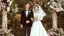 ทุกสิ่งที่คุณอาจยังไม่รู้ เกี่ยวกับงานแต่งของซงจุงกิและซงฮเยคโย