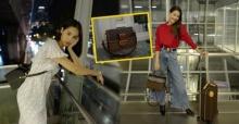 หรูหราหมาเห่า! ญาญ่า อุรัสยา กรี๊ด หลุยส์ วิตตอง ส่งกระเป๋าใบเดียวในโลกตอบแทนน้ำใจ!