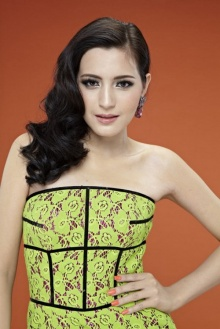 รู้จัก Miss Thailand World 2012 นฉัตร เมืองโคตร