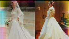 แอฟยืดอกรับชุดแต่งงานได้แรงบันดาลใจจากเจ้าหญิงเคท มิดเดิลตัน