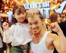 เล้งลูกชาวนา โชว์โหนผ้านาฏศิลป์คว้าแชมป์ไทยแลนด์ ก๊อต ทาเลนต์