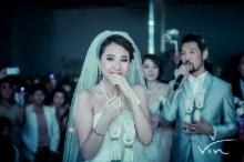 Presentation งานแต่ง สุดน่ารัก ของ ซี - ก้อง