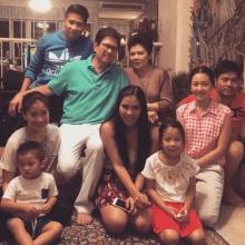 ภาพครอบครัว ของ 'นุ่น – ต๊อด' ...ที่ขาดอะไรไปบางอย่าง...