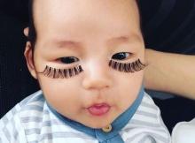 แอบส่องความน่ารักน้องออกู๊ด ลูกพ่อเปิ้ล แม่จูน