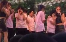เศร้าหนัก!! เมื่อนักเรียนโทรหาแฟนเก่าร้องเพลง คำยินดี กับพี่แพท วงเคลียร์