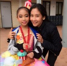 'หนิง ศรัยฉัตร' เป็นปลื้มลูกสาว 'น้องเบลล่า' คว้ารางวัลใหญ่กลับไทย แข่งเต้นที่ออสเตรเลีย