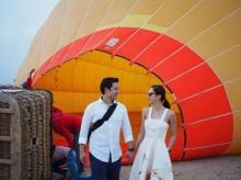 ส่องชีวิตดี๊ดีของ 'ไอซ์ อภิษฎา'ควงแฟนหนุ่มไปขึ้นบอลลูนที่โมร็อกโก