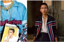 สาวกรี๊ดลั่น!! จำเขาได้ไหม? น้องเครียว เด็กไทยถ่ายแบบ Louis Vuitton