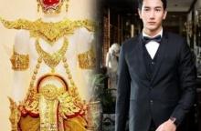 สง่างาม! เผยโฉมชุดประจำชาติไทย บนเวทีประกวด นายแบบระดับนานาชาติ บอกเลย อลังการมาก