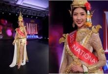 กระหึ่มโลก!! ชุดไทย นางรจนา คว้าอันดับ 1 ชุดประจำชาติยอดเยี่ยม ที่ ตุรกี