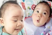 เปิดภาพใบหน้า น้องเป่าเปา เห็นทีไรก็อดยิ้มไม่ได้ ดูเพลินจนอยากมีลูกบ้าง