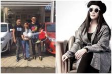 ตั๊กแตน ชลดา สวยและรวยมาก ทุ่มเงินซื้อรถป้ายแดงให้ผู้จัดการ 2 คัน