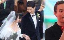 ว้าววว! 1 ใน 250 คน ที่ได้ไปร่วมงานแต่งของ ซงจุงกิ-ซงเฮเคียวซุปตาร์เกาหลีชื่อดัง มีคนไทยด้วย?