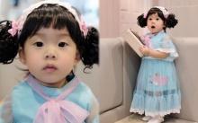 """มาดู!! """"เป่าเปา"""" ในสไตล์เกาหลี บอกเลยว่าน่ารักสุดๆ เพิ่มเติมคือความฮา!!"""