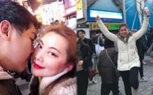 """""""บุ๋ม ปนัดดา"""" ควงสามี ฉลองปีใหม่ สวีทไกลถึงโอซาก้า หวานเว่อร์!! (มีคลิป)"""