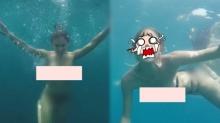 อดีตนางร้าย! ลูกตาล อาริษา อวดเซ็กซี่ใต้น้ำ บอกเลยท่วงท่าไม่ธรรมดา ตะลึงตาค้าง!!
