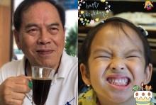 """คุณปู่ไพวงษ์"""" โชว์ภาพ น้องปีใหม่"""" ส่งยิ้มอวยพรวันเกิด"""