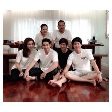 รักราบรื่น เจทท์ ณัฐพงศ์ พาคิม เข้าบ้าน กราบแม่จิ๋ม