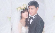 ออย ธนา อัพภาพสวมชุดแต่งงาน คู่แฟนสาวลง IG