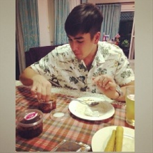 เมนูนี้ไง อาหารจานโปรดของพระเอกซุป′ตาร์ ณเดชน์ คูกิมิยะ