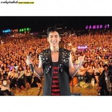 เจมส์จิปลื้มเป็นตัวแทนไทยร้องเพลงเอเชียนเกมส์เกาหลี
