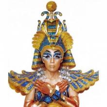ดราม่าอีกรอบ !! ภาพเซ็ตใหม่ หมอพรทิพย์ เป็น ราชินีแห่งอียิปต์