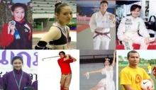 หน้าตาดีกีฬาเริ่ด!!! ดาราไทยสวย-หล่อ ขึ้นชื่อเป็นนักกีฬาระดับประเทศ!!!