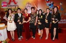 คนดังตบเท้าเข้ารับรางวัล Asian Awards 2015