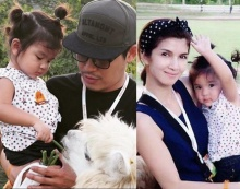น่ารักที่สุด!! ภาพครอบครัวพร้อมหน้า ปอ-โบว์-มะลิ อบอุ่นสุดๆ!!